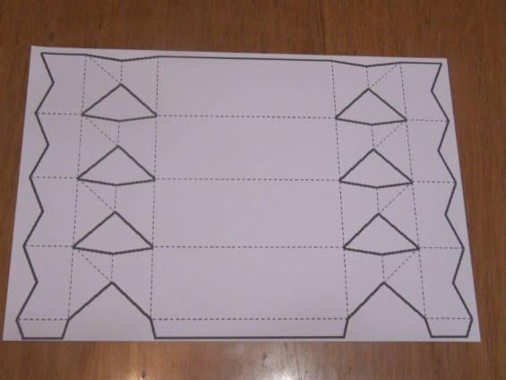 Как сделать коробку из картона для конфет - Russkij-Litra.ru