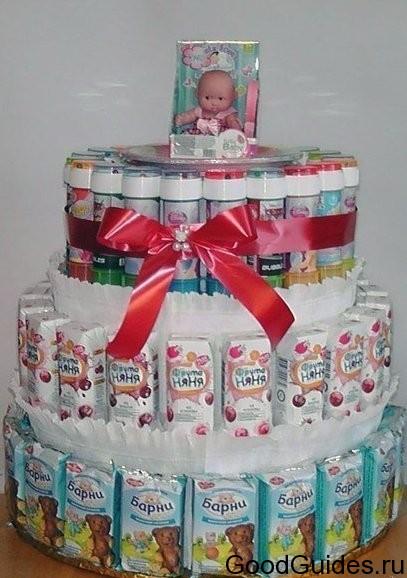 Подарки на день рождения с детьми