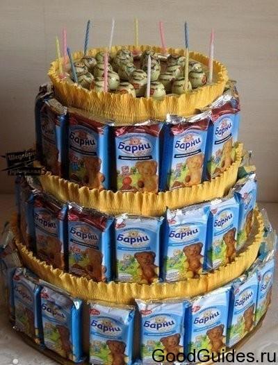 Идея для подарка на день рождения своими