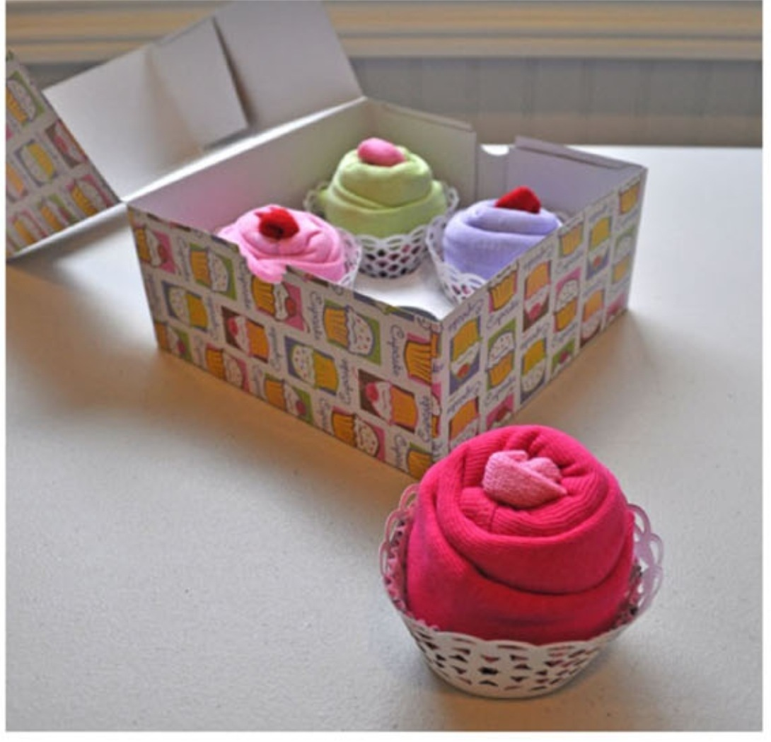 Gift card baby shower ideas