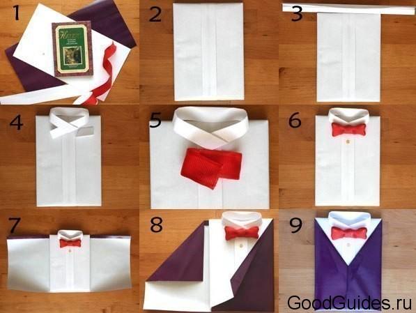 36 Идея подарка для мужчины своими руками